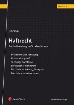 Haftrecht von Nimmervoll,  Rainer J.