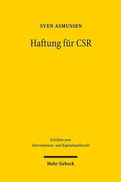 Haftung für CSR von Asmussen,  Sven