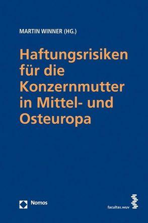 Haftungsrisiken für die Konzernmutter in Mittel- und Osteuropa von Winner,  Martin