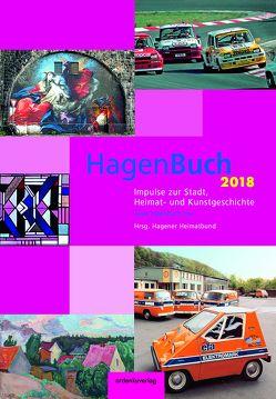 HagenBuch 2018 von Eckhoff,  Michael, Hagener Heimatbund