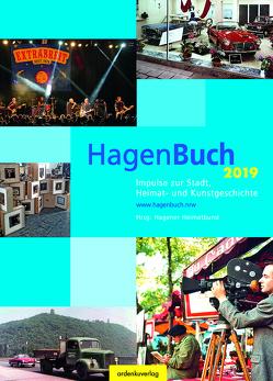 HagenBuch 2019 von Eckhoff,  Michael, Hagener Heimatbund