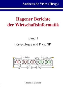 Hagener Berichte der Wirtschaftsinformatik von Vries,  Andreas de