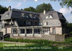Hagener Impuls (Wandkalender 2018 DIN A3 quer) von Ebbert & Ulrich Wens,  Birgit