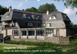 Hagener Impuls (Wandkalender 2021 DIN A2 quer) von Ebbert & Ulrich Wens,  Birgit