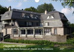 Hagener Impuls (Wandkalender 2021 DIN A4 quer) von Ebbert & Ulrich Wens,  Birgit