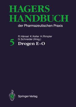 Hagers Handbuch der Pharmazeutischen Praxis von Greiner,  S., Hager,  Hermann, Hänsel,  Rudolf, Heubl,  G., Keller,  Konstantin, Rimpler,  Horst, Schneider,  Georg, Stahl-Biskup,  E.