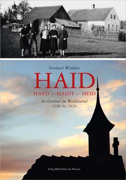 Haid – Hayd – Haidt – Heid von Winkler,  Gerhard