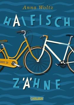 Haifischzähne von Kluitmann,  Andrea, Woltz,  Anna