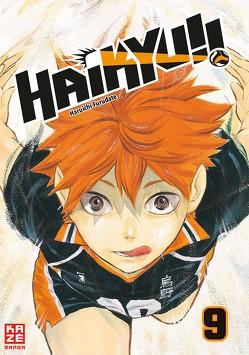 Haikyu!! 09 von Furudate,  Haruichi, Tabuchi,  Etsuko, Weitschies,  Florian