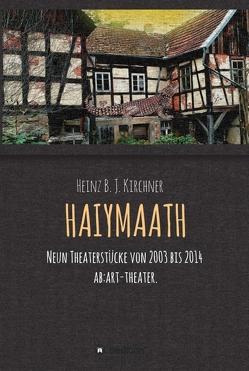 HAIYMAATH von Kirchner,  Heinz
