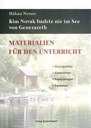 Hakan Nesser: Kim Novak badete nie im See von Genezareth. Materialien für den Unterricht von Siebert,  Karoline, Strothmann,  Irene