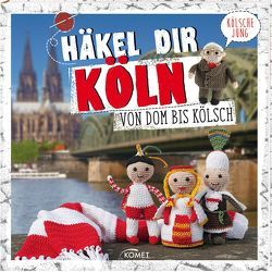 Häkel dir Köln! von Busler,  Solveig, Lehmbach,  Angela