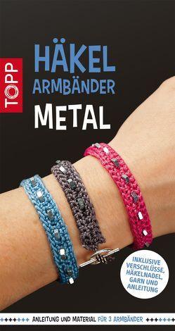 Häkelarmbänder Set Metal von Stiller,  Jennifer
