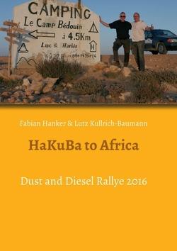 HaKuBa to Africa von Hanker,  Fabian