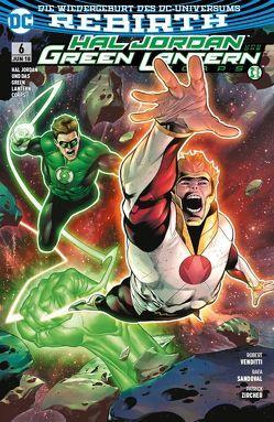 Hal Jordan und das Green Lantern Corps von Heiss,  Christian, Sandoval,  Rafa, Venditti,  Robert, Zircher,  Patrick