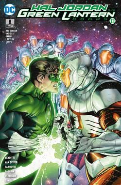 Hal Jordan und das Green Lantern Corps von Davila,  Sergio, Heiss,  Christian, Henry,  Clayton, Pasarin,  Fernando, Peterson,  Brandon, Sandoval,  Rafa, van Sciver,  Ethan, Venditti,  Robert