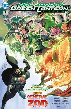 Hal Jordan und das Green Lantern Corps von Heiss,  Christian, Herbert,  Jack, Sandoval,  Rafa, van Sciver,  Ethan, Venditti,  Robert