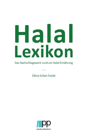 Halal Lexikon von Faslak,  Dilara Sultan