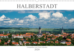 Halberstadt 2020 (Wandkalender 2020 DIN A3 quer) von Schrader,  Ulrich