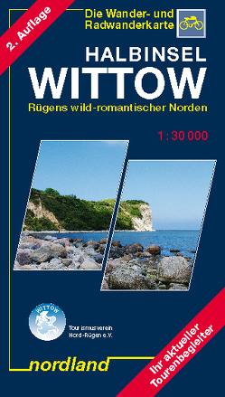 Halbinsel Wittow Rügens wild-romantischer Norden von Kast,  Peter