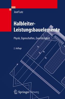 Halbleiter-Leistungsbauelemente von Lutz,  Josef
