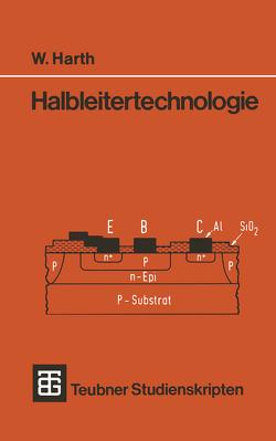 Halbleitertechnologie von Freyer,  J., Härth,  Wolfgang