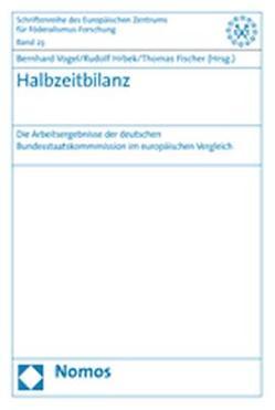 Halbzeitbilanz von Fischer,  Thomas, Hrbek,  Rudolf, Vogel,  Bernhard