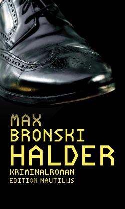 Halder von Bronski,  Max
