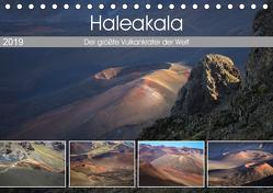 Haleakala – Der größte Vulkankrater der Welt (Tischkalender 2019 DIN A5 quer) von Krauss,  Florian