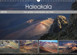 Haleakala – Der größte Vulkankrater der Welt (Wandkalender 2019 DIN A3 quer) von Krauss,  Florian