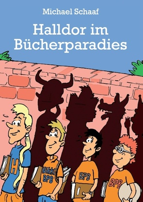 Halldor im Bücherparadies von Schaaf,  Michael