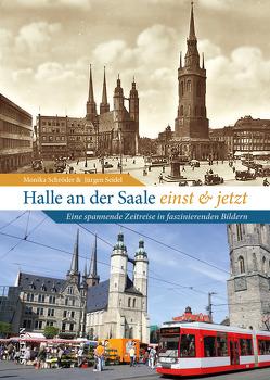 Halle an der Saale von Schröder,  Monika, Seidel,  Jürgen
