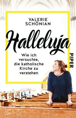 Halleluja von Schönian,  Valerie