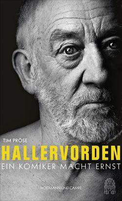 Hallervorden von Pröse,  Tim