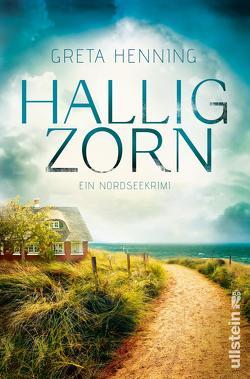 Halligzorn von Henning,  Greta