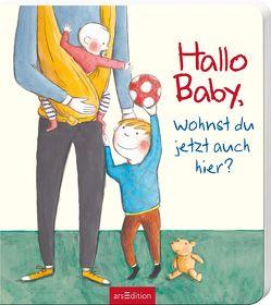 Hallo Baby, wohnst du jetzt auch hier? von Hauenschild,  Lydia, Herold,  Heike