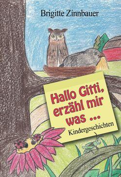 Hallo Gitti, erzähl mir was … von Zinnbauer,  Brigitte