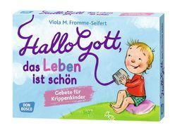 Hallo Gott, das Leben ist schön von Fromme-Seifert,  Viola M.