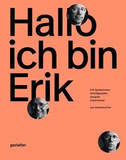 Hallo, ich bin Erik von Erler,  J.