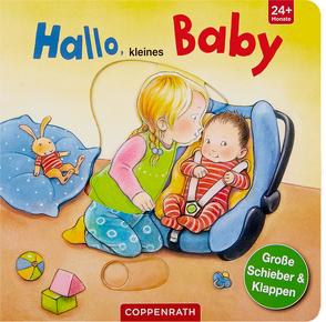 Hallo, kleines Baby von Altegoer,  Regine, Heger,  Ann-Katrin