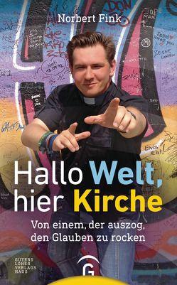 Hallo Welt, hier Kirche von Fink,  Norbert