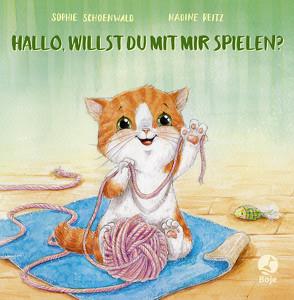 Hallo, willst du mit mir spielen? von Reitz,  Nadine, Schoenwald,  Sophie