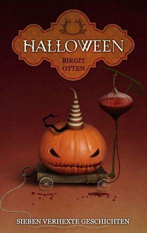 Halloween von Otten,  Birgit
