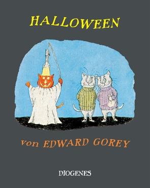 Halloween von Gorey,  Edward, Hertzsch,  Kati