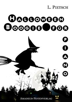Halloween Boogie für Piano von Fedcenko Pietsch,  Lydia