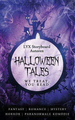 Halloween Tales von Autoren,  LYX Storyboard