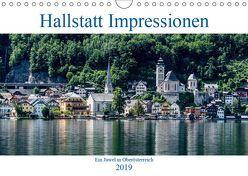 Hallstatt Impressionen (Wandkalender 2019 DIN A4 quer) von Nahodil,  Reinhard