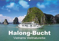 Halong-Bucht – Vietnams Weltnaturerbe (Wandkalender 2018 DIN A2 quer) von Eppele,  Klaus