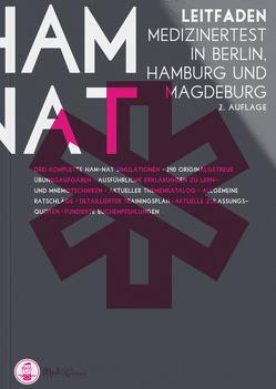 HAM-Nat I Der Leitfaden mit Zugang zum MedGurus E-Learning von Hetzel,  Alexander, Lechner,  Constantin, Pfeiffer,  Anselm