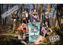 Hambacher Forst Erotik-Kalender 2019 von Wiese,  Mike